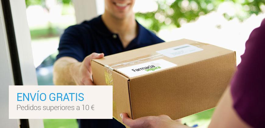 Farmacia Online Segura con gastos de envío gratis