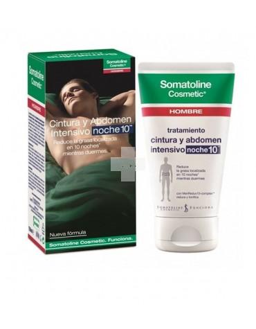 Somatoline Cosmetic Cintura y Abdomen intensivo noche10 150 ml