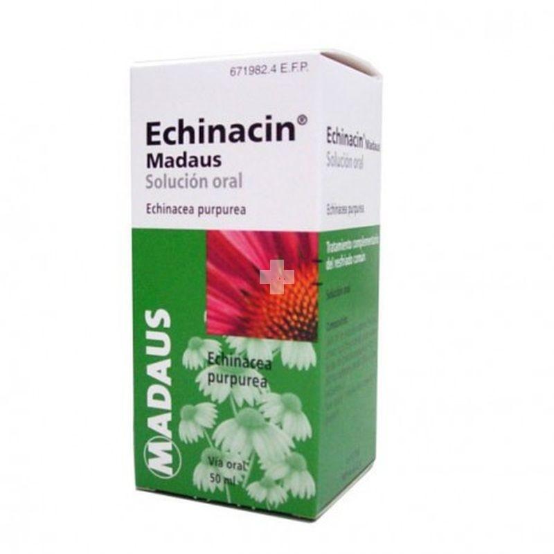 ECHINACIN MADAUS (800 MG/ML SOLUCION ORAL 50 ML )
