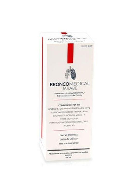 BRONCOMEDICAL JARABE 180 ML