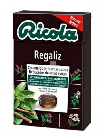 RICOLA CARAMELOS REGALIZ