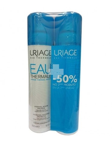 Duplo Agua Thermal Uriage 300 ml