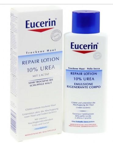 Eucerin Duplo Loción Complete Repair 10% 2X400 ml