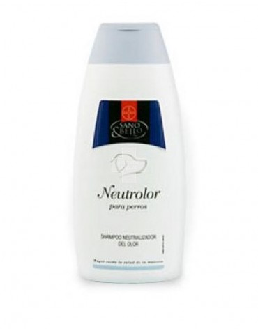 Champú bayer neutralizador de olor 250 ml