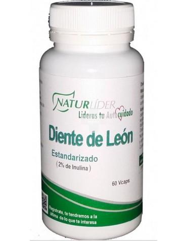 DIENTE DE LEON STD 60V CAPS NATURLIDER