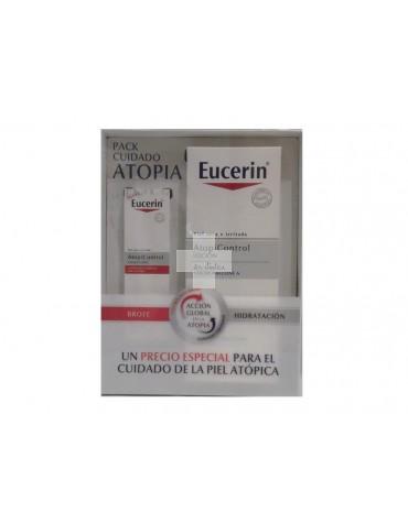 Eucerin Atopicontrol Crema Forte + Locion 400 ML