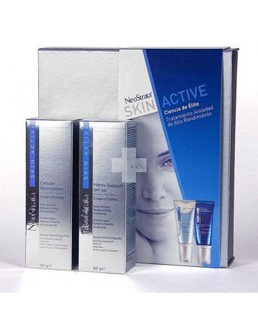 NeoStrata Skin Active Matrix Support SPF30 + Skin Active Cellular Restoration