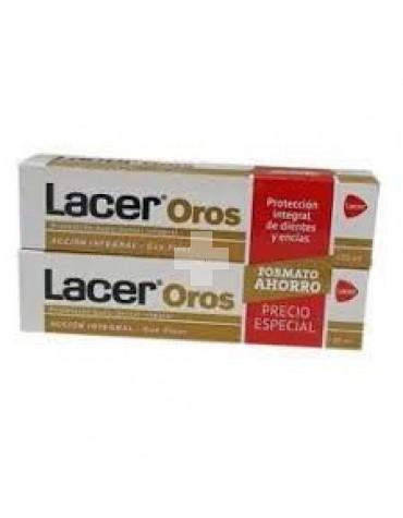LACER OROS 2X125 ML