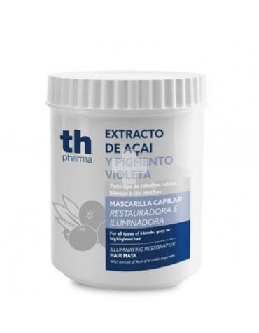 Mascarilla Capilar Cabellos Blancos con Extracto de AÇAI 700 ml