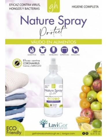 Nature Spray Protect GH: porque toda protección es poca