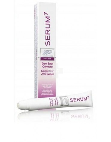 Serum7 Antiage Corrector Anti manchas