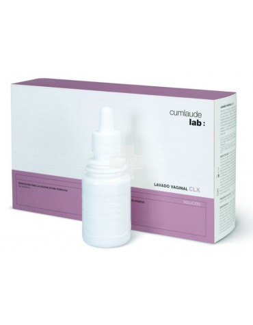 CUMLAUDE LAB: LAVADO VAGINAL CLX 140 ML 5 U