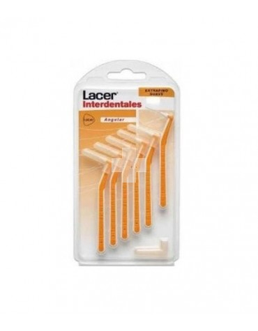 LACER INTERDENTAL EXTRAFINO SUAVE 0.5 mm