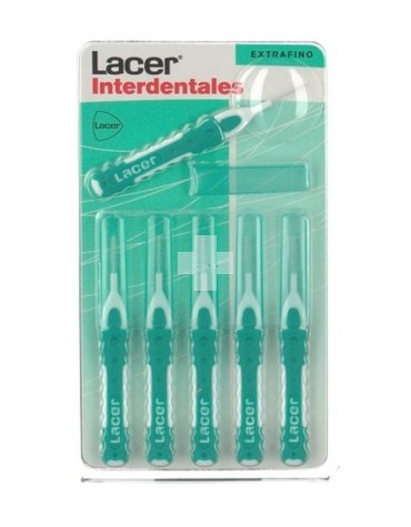 LACER INTERDENTAL EXTRAFINO 0.6mm