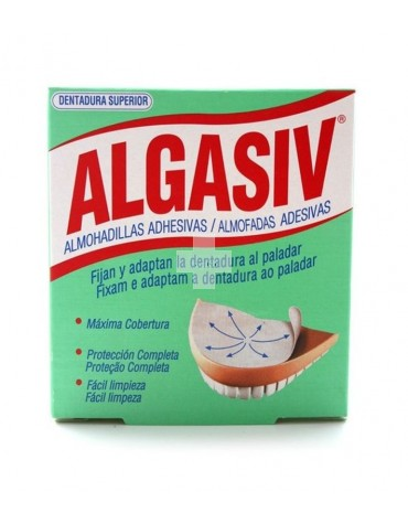 Algasiv Dentadura Superior 30 uds