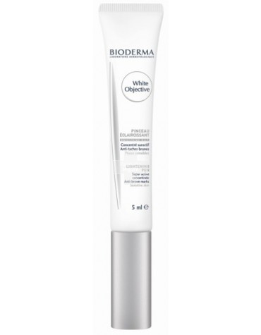 WHITE OBJETIVE PINCEL CORRECTOR BIODERMA 5 ML