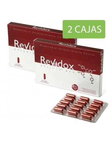 Revidox 30 cápsulas Promoción ahorro 2 cajas