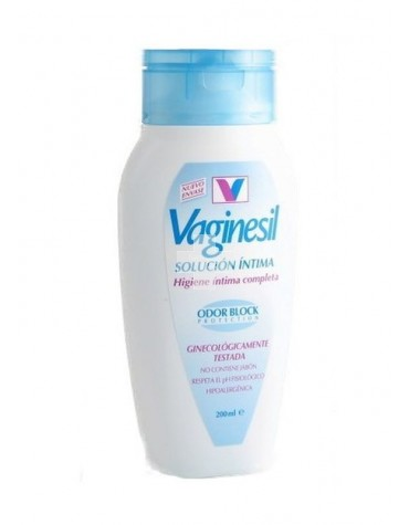 Vaginesil Solución Intima 200 ml