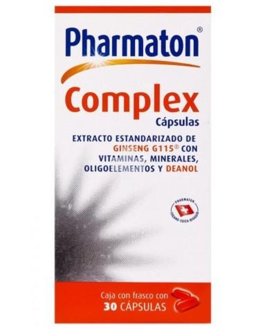Pharmaton Complex 30 cápsulas para cuando necesites un aporte extra