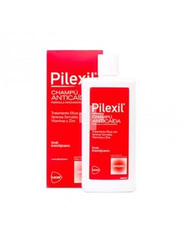 Pilexil Champú Anticaída (500ml). Idóneo como champú preventivo ante la pérdida de cabello de modo anormal.