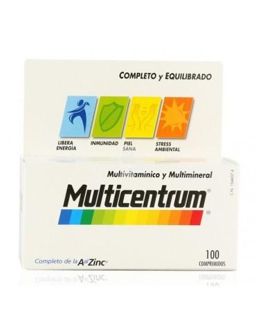 Multicentrum Luteína 100 comprimidos para combatir el desgaste energético