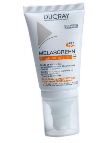 MELASCREEM EMULSION 50+ 40 ML