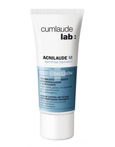 CUMLAUDE LAB: ACNILAUDE M 40ml
