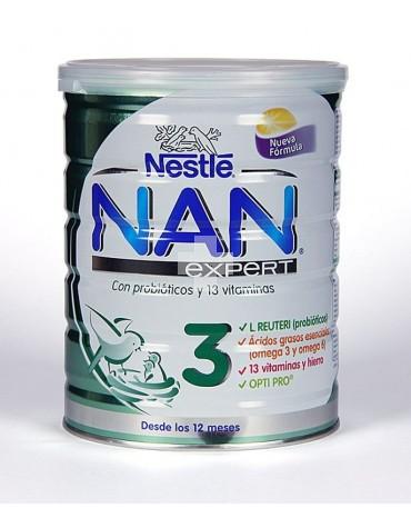 NAN 3 EXPERT 800 G