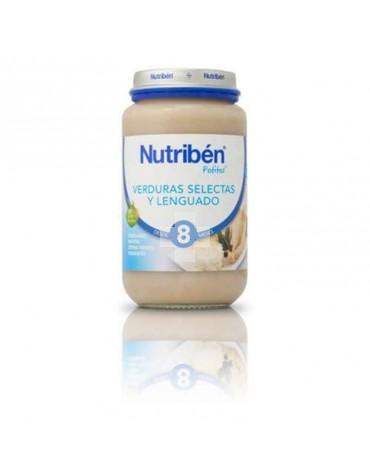 NUTRIBEN LENGUADO VERDURAS 235 G