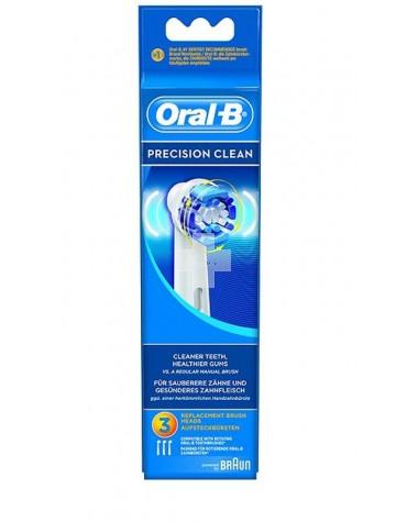 Recambio Oral-B Precision Clean 3 uds