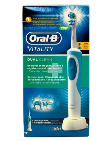 Cepillo Dental Oral-B Vitality Dual Clean