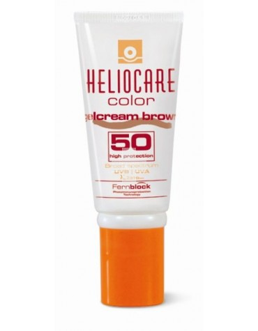 Heliocare Gel Crema Color Brown 50 ML