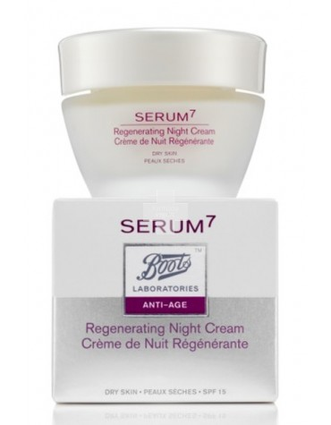 SERUM7 ANTIAGE CREMA DE NOCHE PS 50 ML
