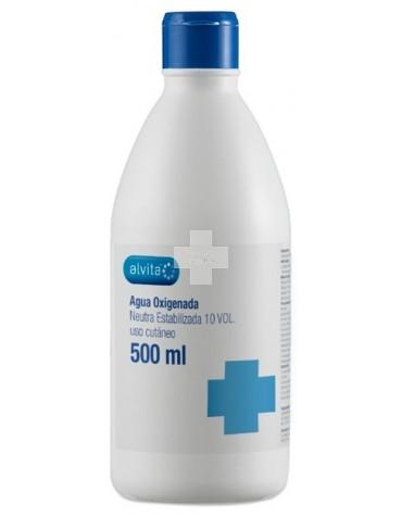 ALVITA AGUA OXIGENADA 500 ML