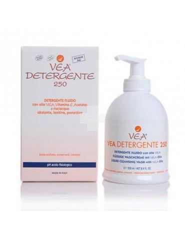 Vea Detergente 250 ml. Indicado para pieles delicadas, sensibles y/o enrojecidas.