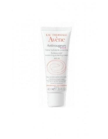 Avene Antirrojeces Día Crema Hidratante Protectora 40 ml, reduce y previene el enrojecimiento.