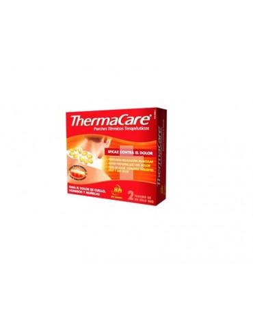 Thermacare parches térmicos cuello, hombros y muñecas 2 unidades