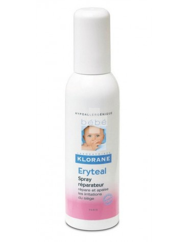 ERYTEAL SPRAY BEBE KLORANE 125 ML