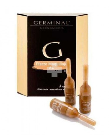 Germinal Acción Inmediata Efecto Maquillaje