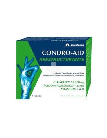 CONDRO-AID REESTRUCTURANTE COLAGENO Y HIALURONIC