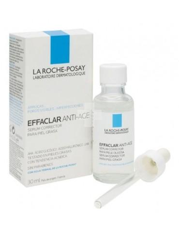 Effaclar Sérum Triple Acción 30 ml para imperfecciones, poros dilatados y tono apagado