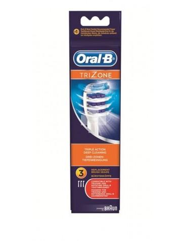 Recambio Oral-B TriZone 3 uds