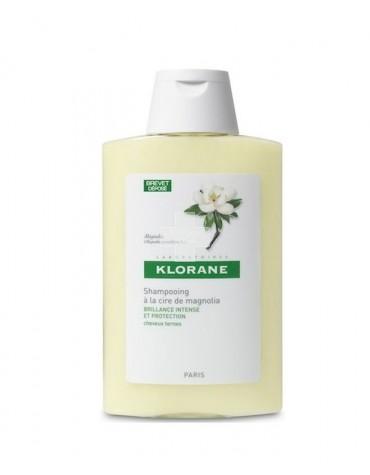 Champú Klorane Cera de Magnolia 400 ml