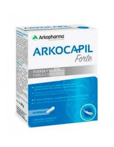 Arkocapil Advance Forte Vitalidad Capilar 60 Cápsulas