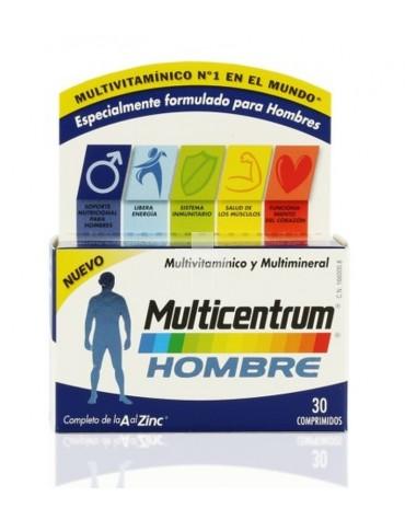 MULTICENTRUM HOMBRE 30 C