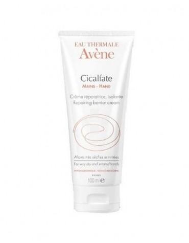 Avene Cicalfate Crema de Manos 100 ml, repara, calma y protege.
