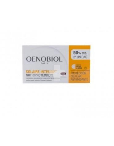 Oenobiol Solar Intensif Nutriprotección 2X30 caps