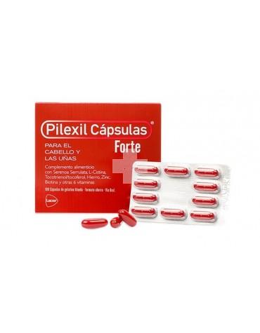 Pilexil Forte 100 cápsulas para la caída del cabello