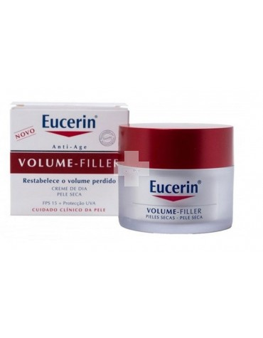 Eucerin Antiedad Volume- Filler Crema de Dia Piel Normal 50 ml