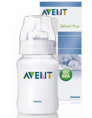 BIBERON PP NATURAL PHILIPS AVENT 260 ML